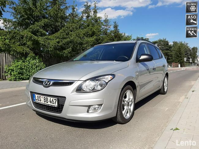 Hyundai i30 1.6CRDI Klima Alu Serwis Piekny z Niemiec Radom - zdjęcie 1
