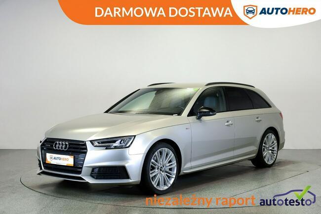 Audi A4 DARMOWA DOSTAWA,  Sport quattro Warszawa - zdjęcie 1