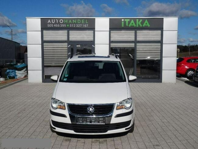Volkswagen Touran 1.4TSI 140KM Serwis Bezwypadkowy Szyberdach Opłacony Kościerzyna - zdjęcie 3