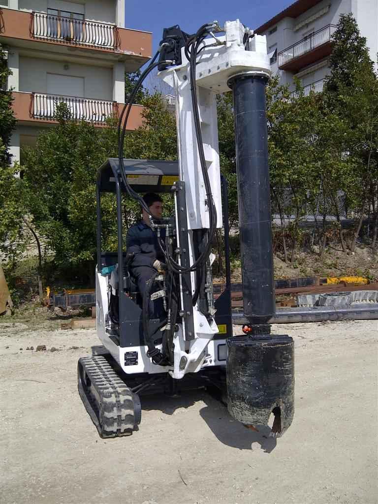 Fabrycznie nowa palownica/wiertnica TESCAR CF1 Stara Bukówka - zdjęcie 2