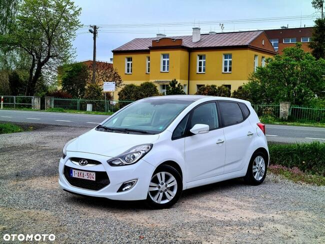 Hyundai ix20 benzyna 120 tyś km Zamość - zdjęcie 1