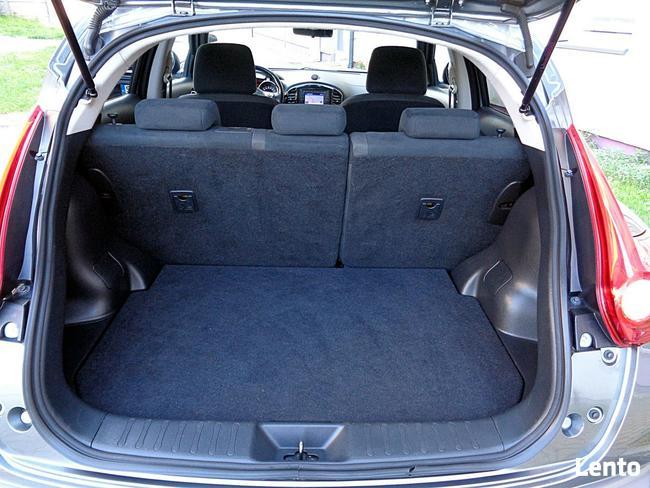 Nissan Juke serwis ASO, bezwypadkowy, nawigacja, dodatkowy komplet kół Rydułtowy - zdjęcie 7