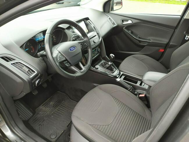 Ford Focus 1,5TDCi 120KM Titanium 18.04.2017 Xenon gwarancja GS36687 Warszawa - zdjęcie 9