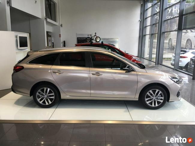 Hyundai i30 Comfort 1.4 T-GDi 140KM 7DCT Łódź - zdjęcie 5