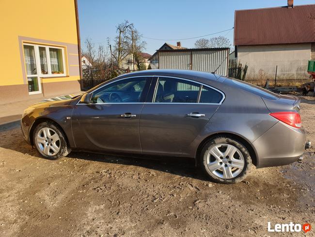 Opel Insignia sprzedam Miechów - zdjęcie 1