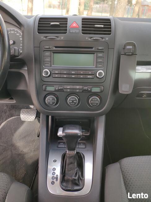 VW Golf 5 2.0 TDI 170 KM (pakiet GT) DSG Automat Zielona Góra - zdjęcie 6