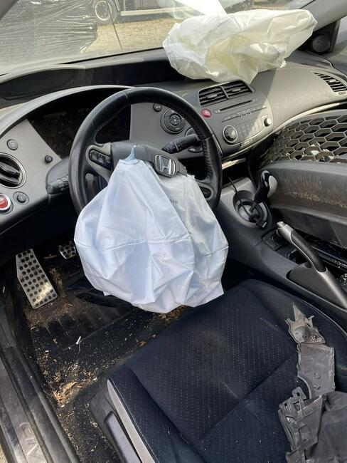 Honda Civic 2.2 CDTI 140km niski przebieg Pleszew - zdjęcie 8