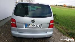 Volkswagen Touran 1, 9 TDI Sanok - zdjęcie 9