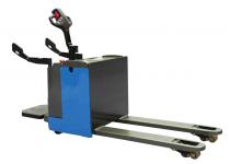 Wózek paletowy elektryczny z podestem dla operatora 2,0 t Bałuty - zdjęcie 1