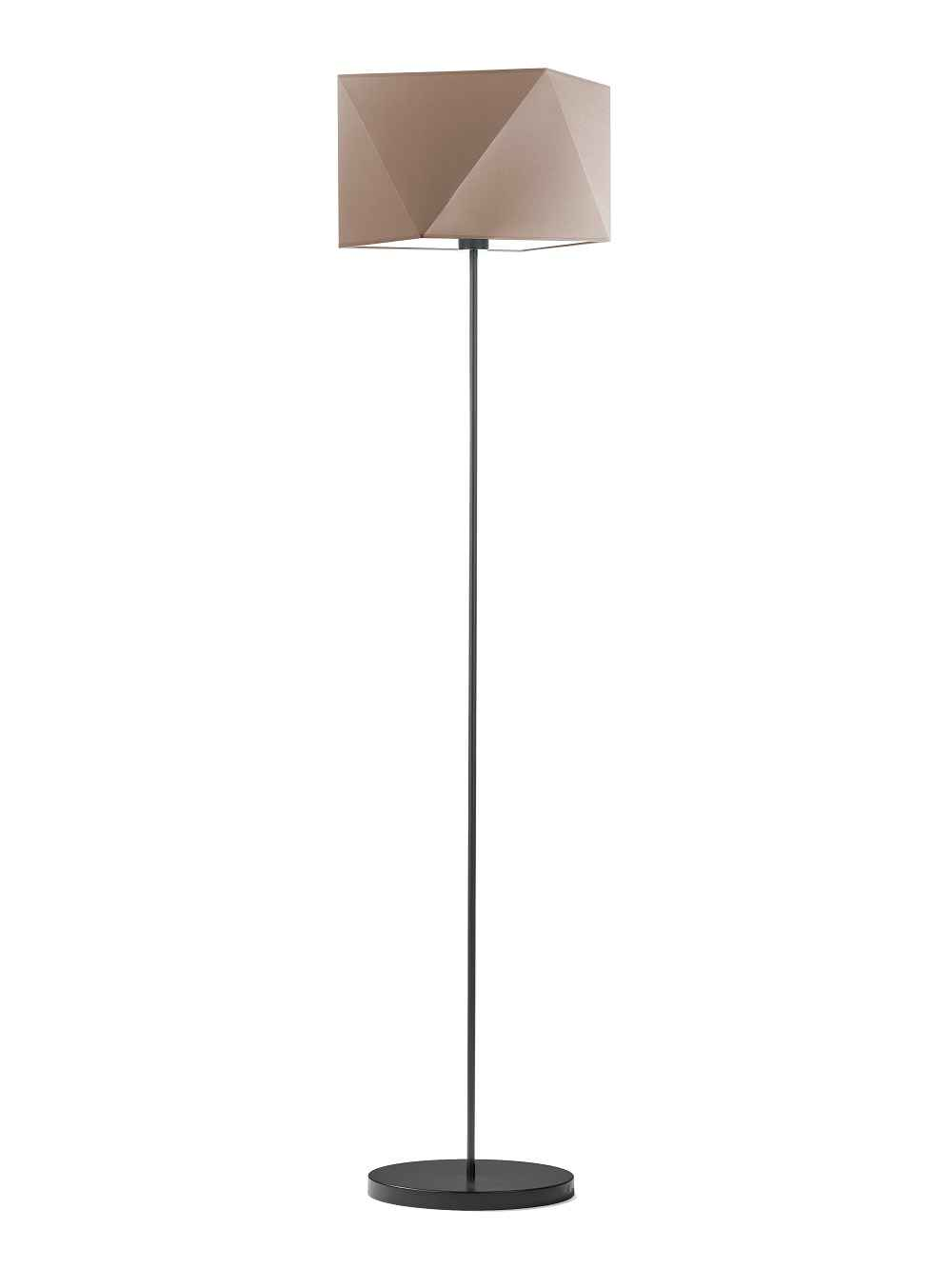 Lampa stojąca abażurowa diament BURNE! Częstochowa - zdjęcie 6