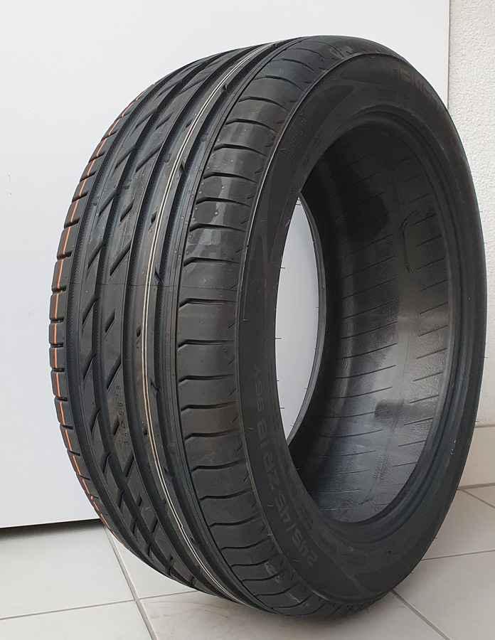 Nokian zLine 245/45 R18 96Y Run Flat NOWE 2 SZtuki Wilanów - zdjęcie 4