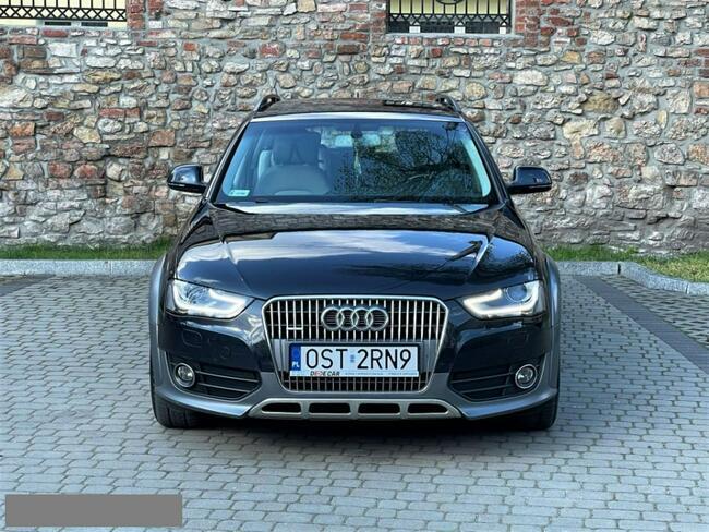 Audi A4 Allroad *Gwarancja* Quattro, B&O, S Tronic, Serwis ASO Strzelce Opolskie - zdjęcie 4