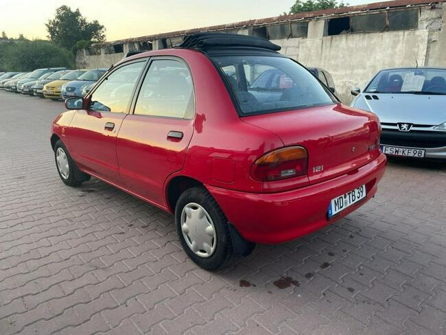 Mazda 121 / 1.3 benzyna / Gwarancja GetHelp / Opłacony Świebodzin - zdjęcie 7