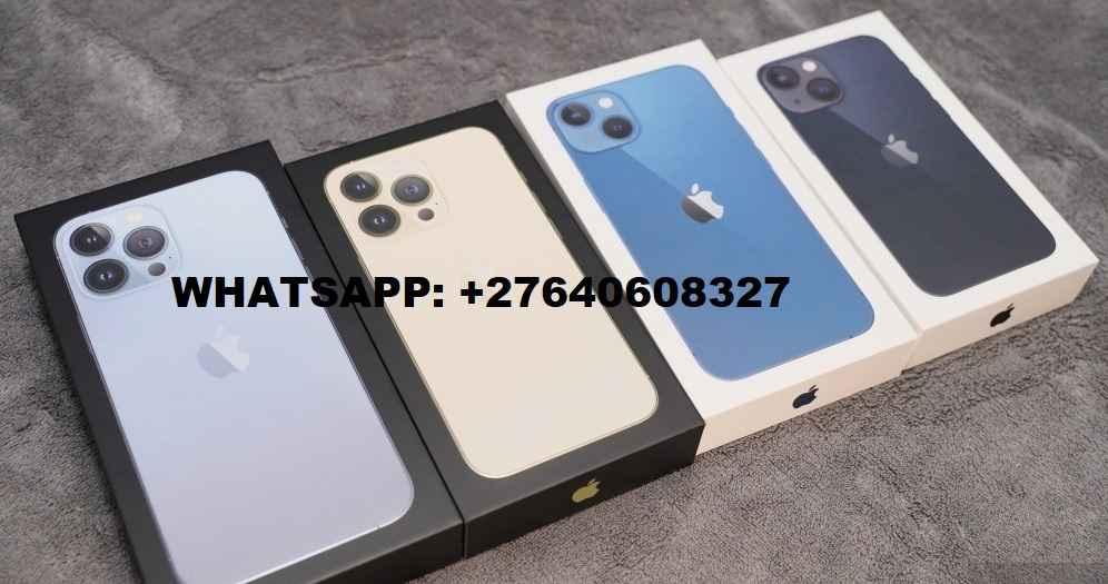 Nowe Apple iPhone 13 Pro i iPhone 13 Pro Max 128GB/ 256GB / 512GB/ 1TB Mokotów - zdjęcie 2