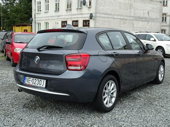 BMW 116 Benzyna Zarejestrowany Ubezpieczony Elbląg - zdjęcie 3