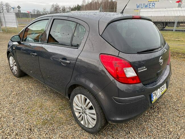 Opel Corsa Zarejestrowany, klima, gaz LPG! Zbąszyń - zdjęcie 9