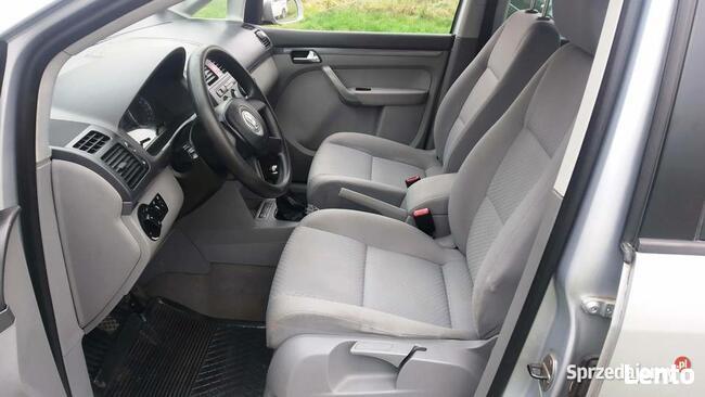 Volkswagen Touran 1, 9 TDI Sanok - zdjęcie 10