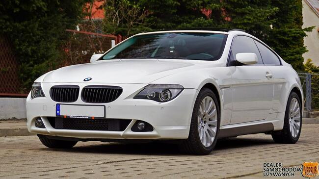 BMW 650 Japonia - Individual - Niski przebieg - Gwarancja Raty Zamiana Gdynia - zdjęcie 6