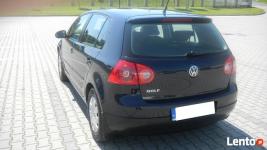 Golf V, benzyna, 2007r-Polski salon Sanok - zdjęcie 1