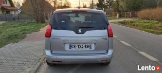 Peugeot 5008 1,6 e-HDI 112KM 2013r zarejestrowany Skarżysko-Kamienna - zdjęcie 5