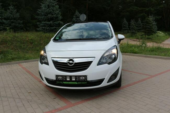 Opel Meriva • Gwarancja w cenie auta Olsztyn - zdjęcie 2