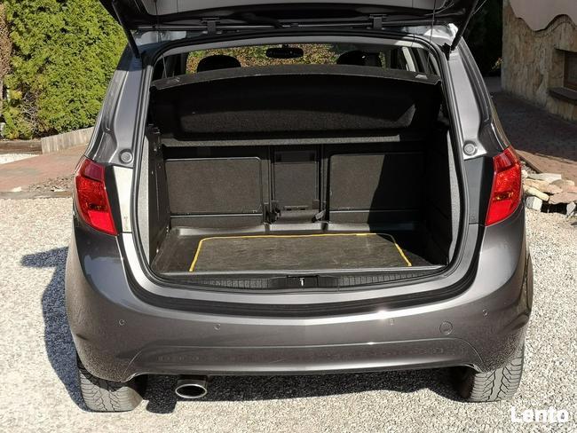 Opel Meriva 1.4T 2011r, Bogata Opcja, Przebieg 120tys, Półskóra, Chrom Radom - zdjęcie 6