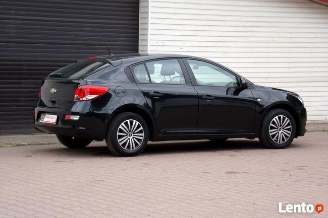 Chevrolet Cruze Klimatyzacja / Gwarancja / 1,6 / 124KM / 2011r Mikołów - zdjęcie 7
