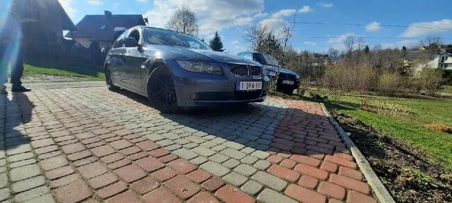 BMW Seria 3 E90 2007r. Sprowadzony z Niemiec Bruśnik - zdjęcie 7