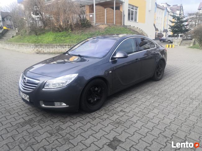 Sprzedam samochód Opel Insignia Gryfino - zdjęcie 2