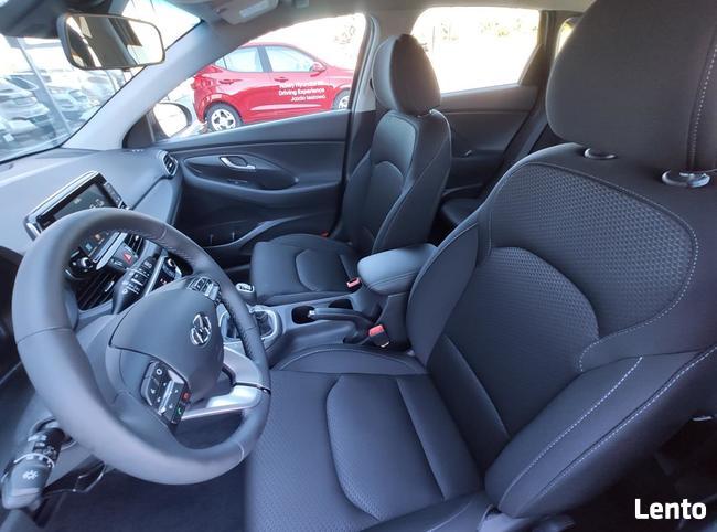 Hyundai I30 100KM Comfort kamera grzane fotele Poznań - zdjęcie 10