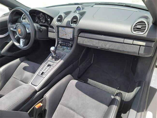 2020 Porsche 718 Spyder 4.0 V6 414KM Mikołów - zdjęcie 7
