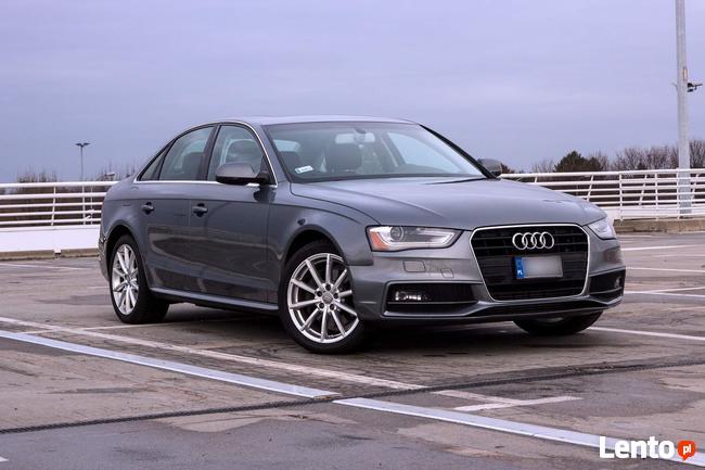 Audi A4 S Line Śródmieście - zdjęcie 4