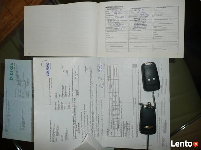 Chevrolet Cruze 2.0 163 KM, 150 tyś km opłaty navi Turek - zdjęcie 8