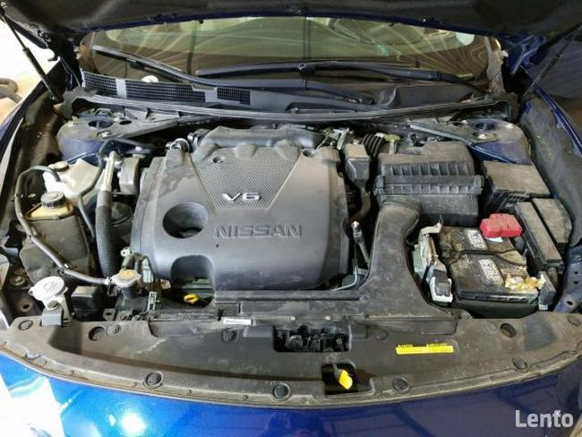 Nissan MAXIMA S 3.5 V6 benz. automat CVT, 300 KM 2015 Bielany Wrocławskie - zdjęcie 6