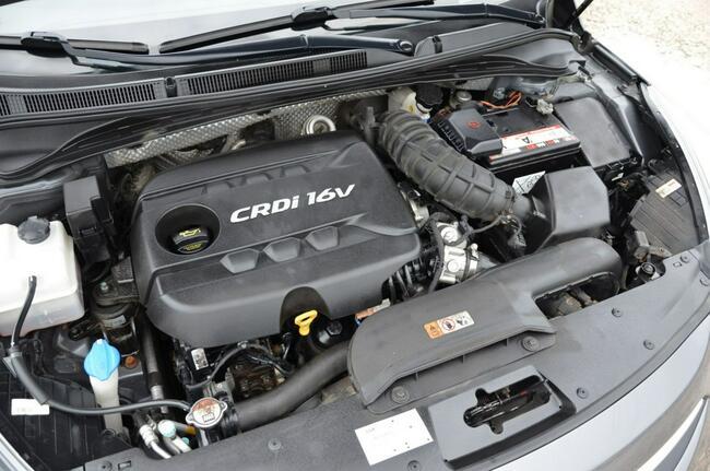 Hyundai i40 Opłacony 1.7CRDI 136KM Serwis Kamera Navi Led Gwara Kutno - zdjęcie 7