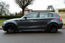 BMW 120 Opłacone 2.0i 150KM Serwis Rude skóry Navi Pdc Gwarancja Kutno - zdjęcie 2