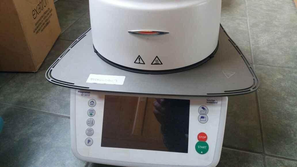 Programat EP 5010 Ivoclar Dental Ceramic Furnace And Vacuum Pump Wawer - zdjęcie 2