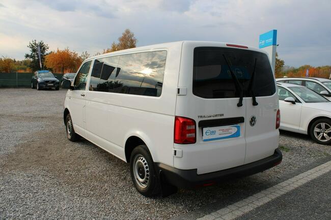 Volkswagen Transporter F-Vat,Gwarancja,Salon Polska,9-osób,LONG Warszawa - zdjęcie 4