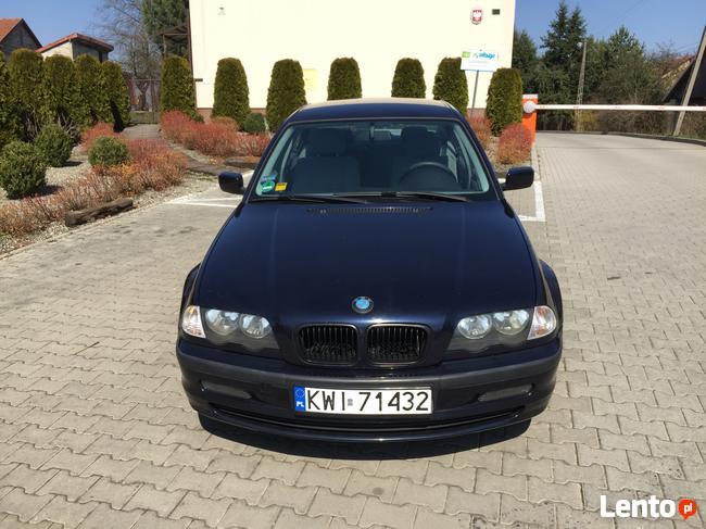 BMW E46 Szarów - zdjęcie 1