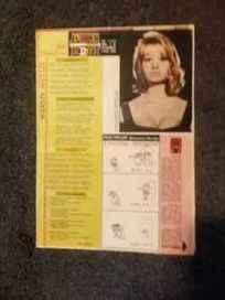 Utwory czasopisma z połowy lat 60 prl-u Śródmieście - zdjęcie 3