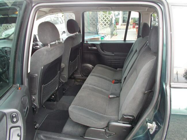 Opel Zafira Opłacona Zdrowa Zadbana Bogato Wyposażona 100 Aut na Placu Kisielice - zdjęcie 10