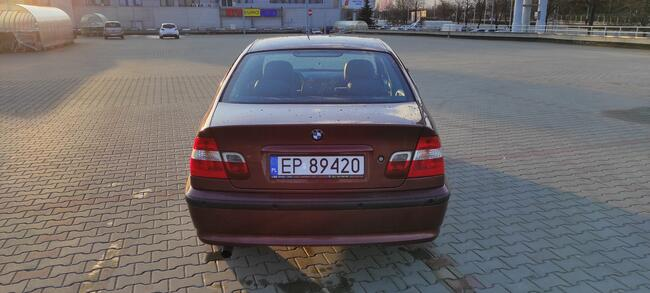 BMW E46 sedan 2.0 benzyna Piotrków Trybunalski - zdjęcie 1