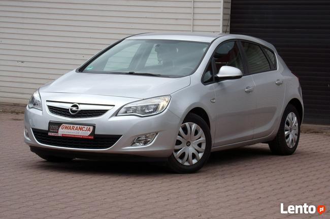 Opel Astra Raty Bez Bik / Gwarancja / 1,6 / 115KM / 2010r Mikołów - zdjęcie 4