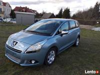 Peugeot 5008 1.6 HDI 110KM 2010r 152 tyś Chojnice - zdjęcie 1