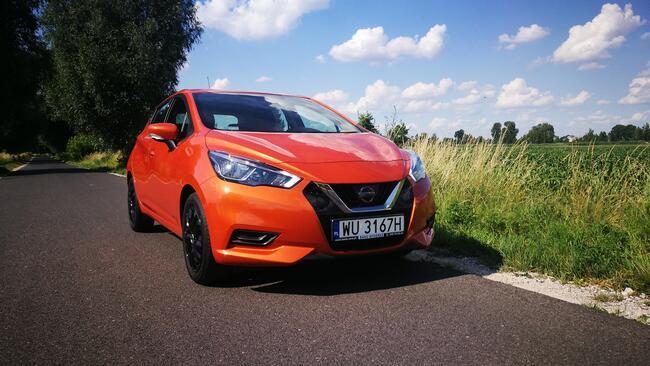 Nissan Micra 1.0 Cedrowice-Parcela - zdjęcie 7