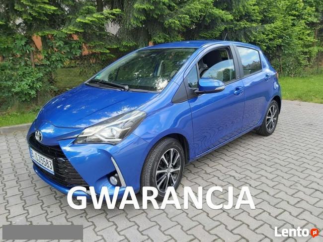 Toyota Yaris 1.5 111KM Lift ! Serwis * Klima* Kamera*Alu* Oplacona Kraków - zdjęcie 1