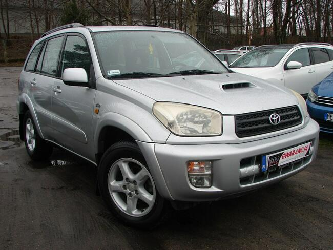 Toyota RAV-4 2.0 D4D 115 KM 4X4 Klima Piła - zdjęcie 2