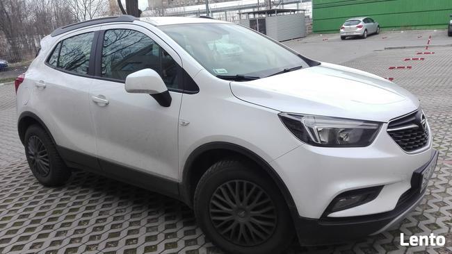 Opel Mokka X Led, biała perła Częstochowa - zdjęcie 4