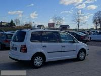 Volkswagen Touran 1.4TSI 140KM Serwis Bezwypadkowy Szyberdach Opłacony Kościerzyna - zdjęcie 10