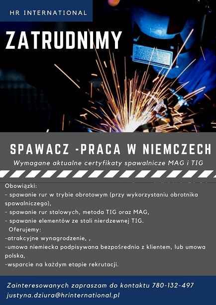 Spawacz Niemcy Rzeszów - zdjęcie 1